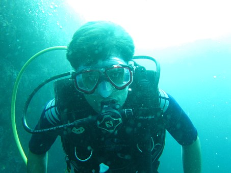 What Are The Odds Of Dying While Scuba Diving
