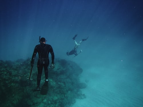 Freediving Set My Life: Have A Look