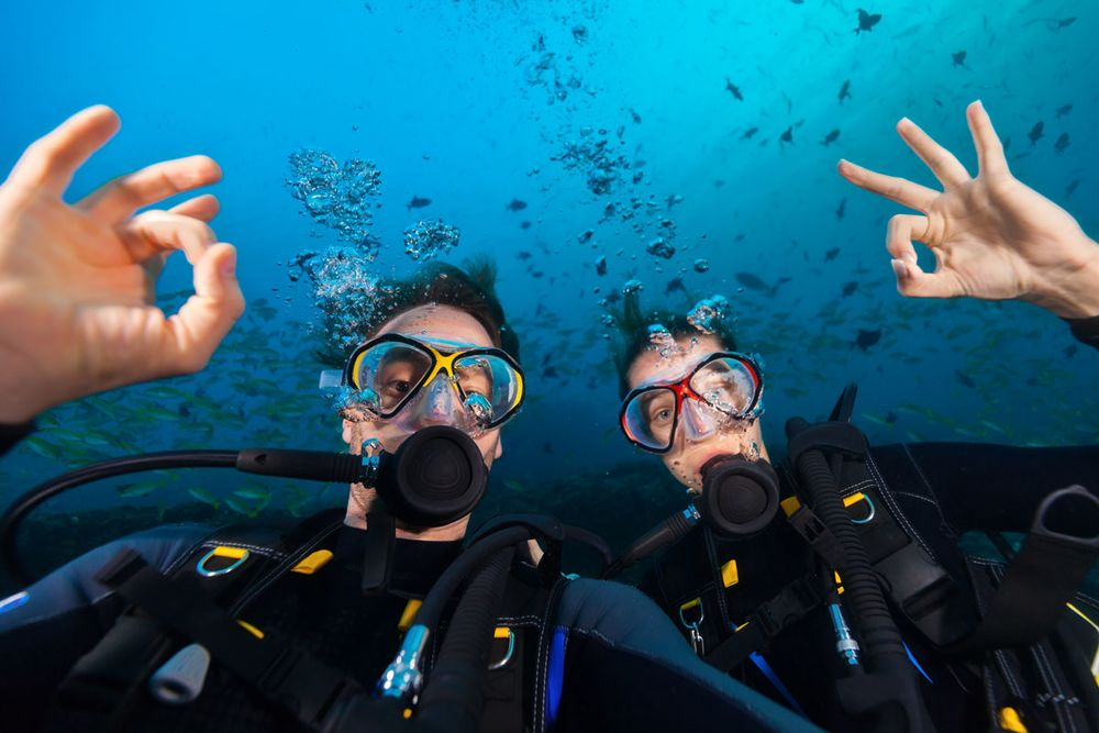 Basic Scuba Diving Tips: Be A Pro In Underwater Diving